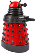 NEW Dr Doctor Who roaming RED DALEK Desktop Desk Top Patrol 10cm tall Protector