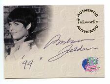 TV's Coolest Classics Barbara Feldon Autograph Card A1
