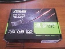 Asus GeForce Gt1030-SL-2G-BRK. Brand New
