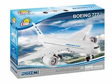 Toy Boeing 777 Construction Building Bricks Aeroplane COBI 26261