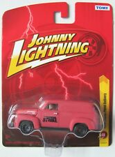 JOHNNY LIGHTNING FOREVER 64 R23 1950 CHEVY PANEL DELIVERY TRUCK LIGHTNING STRIKE