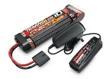 Traxxas 2983 NiMH 7C 8.4V 3000mAh w/iD Connector Battery w/Charger - TRA2983