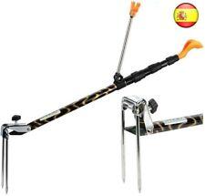 Cañero soporte para caña de pescar 160cm sujeción al pescar