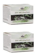 Schlangencreme 2x 50 ml Anti Falten Anti Aging Creme Gesichtscreme Schlangengift