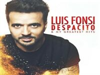 Luis Fonsi - Despacito & My Greatest Hits - New CD Album