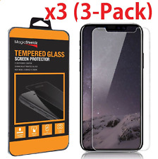 3PCS Premium Real Screen Protector Tempered Glass Film For iPhone X 6 6s 7 8+ 6S