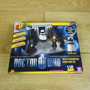 Doctor Who Dalek Progenitor Room Mini Set Character Building