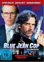 BLUE JEAN COP - WELLER,PETER   DVD NEU