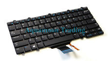 Dell XCD5M XPS Latitude12 E7270 E5270 English Backlit Keyboard NSKLYABC M15ISUTB