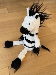 Jellycat Zebra , ca. 45 cm, gebraucht
