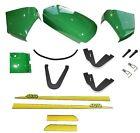 Upper Hood/Fuel Door Kit/Cowl Set/Mounting Seal Kit fits John Deere 4610 LOW S/N
