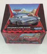 *Topps Disney PIXAR Cars 2 Card Game Booster Box (50 packs)-Great item!