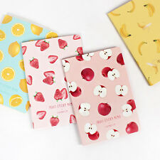 1x 120sh Fruit Sticky Notes Memo Pad Book Bookmark Index Sticker Stationery