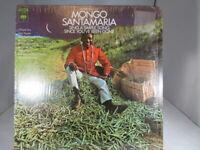 """Mongo Santamaria """"All Strung Out"""" COLUMBIA AFRO-CUBAN JAZZ LP #CS-9988 VG+ Shrin"""