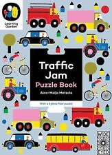 The Learning Garden: Traffic Jam : Puzzle Book - with a 6 Piece Floor Puzzle!...