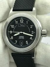 ORIS 7500 AUTOMATIC CAL.635 DAY DATE MENS 40mm SWISS MADE