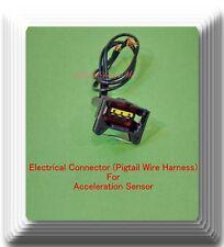 Electrical Connector of Acceleration Sensor YA138 Fits: 850 960 C70 S70 S90 V70
