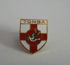 TONGA RUGBY BADGE