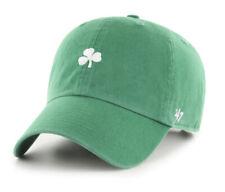 NWT SHAMROCK '47 BRAND IRISH KELLY GREEN ST. PATRICK'S DAY ADJ STRAPBACK HAT CAP
