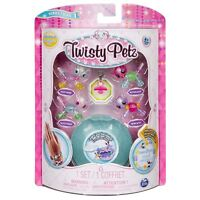 Twisty Petz Babies Glitzy Bracelets, 4 Pack Set, Mixed Colours