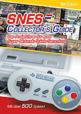 SNES Collector´s Guide 1st Edition - A new Super Nintendo Price Guide!!