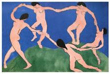 Dance I by Henri Matisse Art Print Modern Nude Poster 11x14