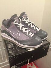 7f3cb5d51f3 Nike Lebron 7 VII Sz 13 Cool Grey Air Max 375664-002 VVVNDS JORDAN XI