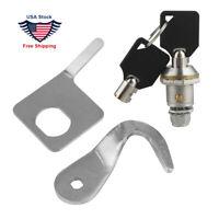 Tour-Pak Pack Lock Key Kit For Harley 1993-2013 Touring Davidson Replacement