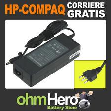 Alimentatore 19V 4,74A 90W per HP-Compaq Pavilion dv4378ea