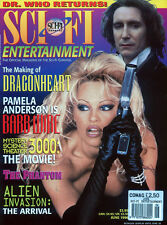 SCI-FI CHANNEL MAGAZINE JUNE 1996 . DOCTOR WHO PAUL MCGANN COVER NOT RADIO TIMES