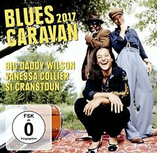 Si Cranstoun Vanessa Collier Big Daddy Wilson - Blues Caravan 2017 [CD]