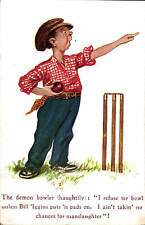Cricket Inter-War (1918-39) Collectable Postcards