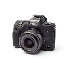 EasyCover Silicona Funda Armadura Skin Para Canon 70d Negro Easy Cover