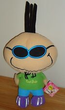 "Bubblegum COOL DUDE 12"" Plush Guy Doll 2001 Play by Play ACE ACME Toy RARE"