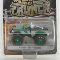 Greenlight 1:64 1975 Ford F-250 KING KONG Alloy car model Toy truck