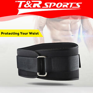 Pro Fitness Sweat Waist Band Protecting Waist Back Support Home Gym accessories.