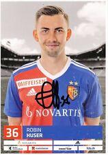 Silvan Widmer  FC Basel  2018  2019 Autogrammkarte original signiert 406630