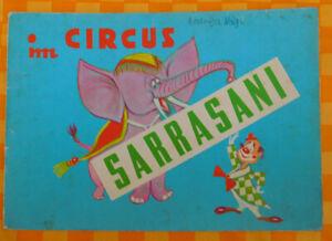Buch Circus SARRASANI ZIRKUS