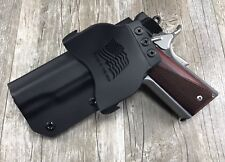 "OWB PADDLE Holster Kimber 1911 5"" Kydex Retention SDH"