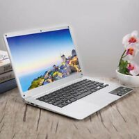 Ultra-thin Laptop 14.1'' Netbook 1920*1080P Display pixel 2+32G Windows10 Lot QV