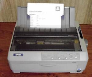 EPSON LQ-590, 24-Nadeldrucker
