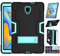 "For Samsung Galaxy Tab A S4 10.5"" Tablet Heavy Duty Shockproof Stand Case Cover"