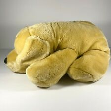 Yellow Lab Stuffed Animal Dog Puppy 18 inches long