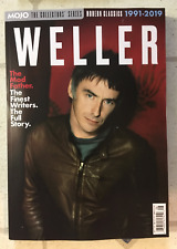 MOJO COLLECTOR'S SERIES Magazine PAUL WELLER The JAM STYLE COUNCIL Full Story
