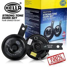 New & Genuine HELLA 12V Strong Tone Car Horn for 4x4 4WD EVO WRX BMW Range Rover