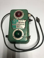 Weed destroyer electric fence controller Ef 0010-1 Vintage Coast to Coast stores