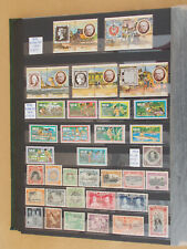 NIUE good coll. 54 stamps all diff.- 2 scans # Lot 4534