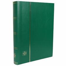 Klaser na znaczki Basic 64 str zielony LEUCHTTURM