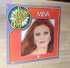 LP Allemagne The original MILVA compilation 1976 comme NEUF