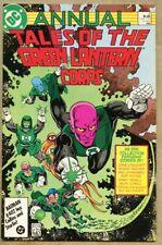 Green Lantern Corps Annual #2-1986 nm- 9.2 Tales Of .. Alan Moore Blackest Night